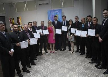 Candidatos eleitos de Morro da Fumaça são diplomados