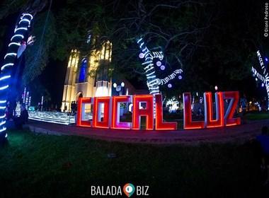 Decoração de Natal encanta visitantes em Cocal do Sul