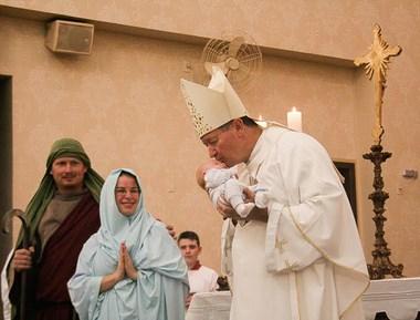 Bispo Dom Jacinto convida à verdadeira vivência do Natal