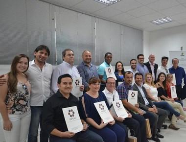 Dirigentes de instituições da América Latina visitam a Unesc