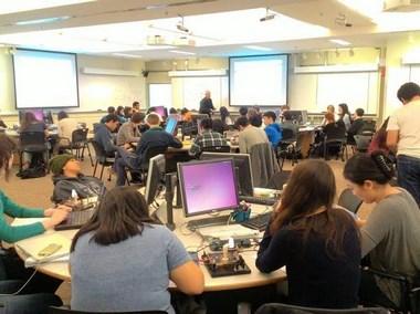 Universidades americanas inspiram modo de ensino na Satc