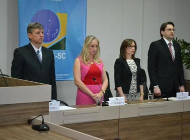 Candidatos eleitos em Urussanga são diplomados