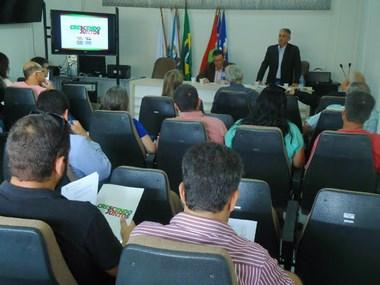 Grupo de trabalho para definir ações de desenvolvimento