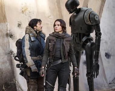 Rogue One evidencia os primórdios da saga Star Wars