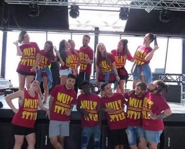 Mult Style é vice-campeão e conquista a melhor coreografia