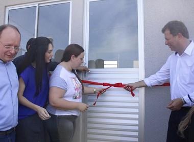211 famílias içarenses realizam o sonho da casa própria