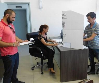 Legislativo participa da eleição do Sindicato dos Trab. Públicos