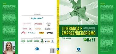 Unisul publica livro sobre trajetória de liderança da AJET
