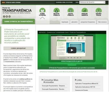 Portal da Transparência registra crescimento de acessos em 2016