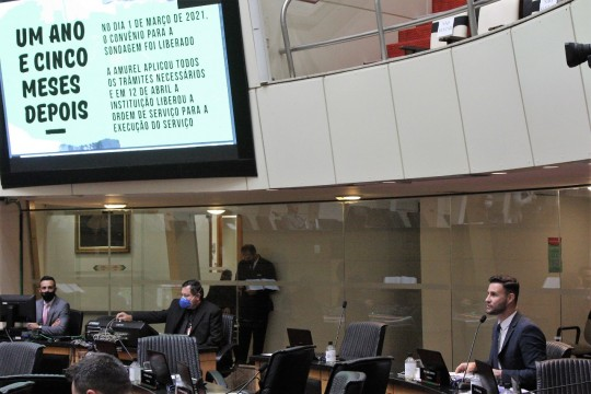Deputado presta solidariedade aos prefeitos e repudia atitude de Moisés