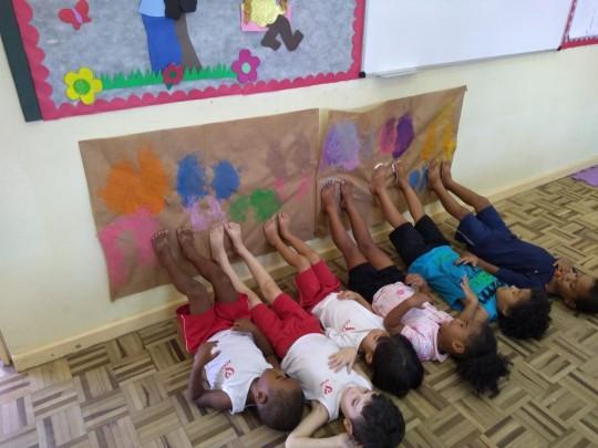 """Projeto """"Criando Elos"""" é base para adaptação das crianças"""