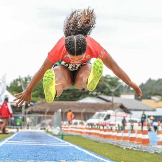 Equipe Mampituba conquista terceiro lugar no Estadual Sub-20 de Atletismo