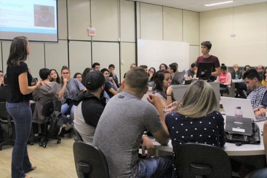 Satc amplia temas em workshops de empreendedorismo criativo