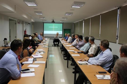 Regional Sul da FIESC promove primeira reunião do ano