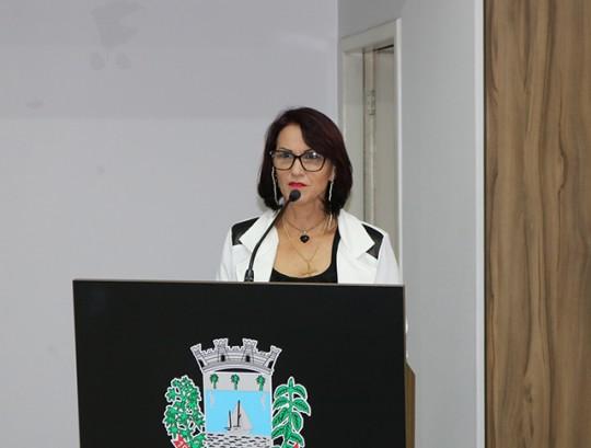 Vereadora Silvia Mendes solicita reparo em ruas do bairro Aurora